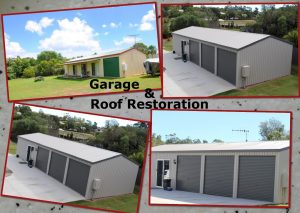 Roof and Shed Restoration